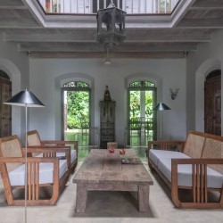 Siri Wedamadura Villa holds onto its traditional Dutch Colonial style heritage
