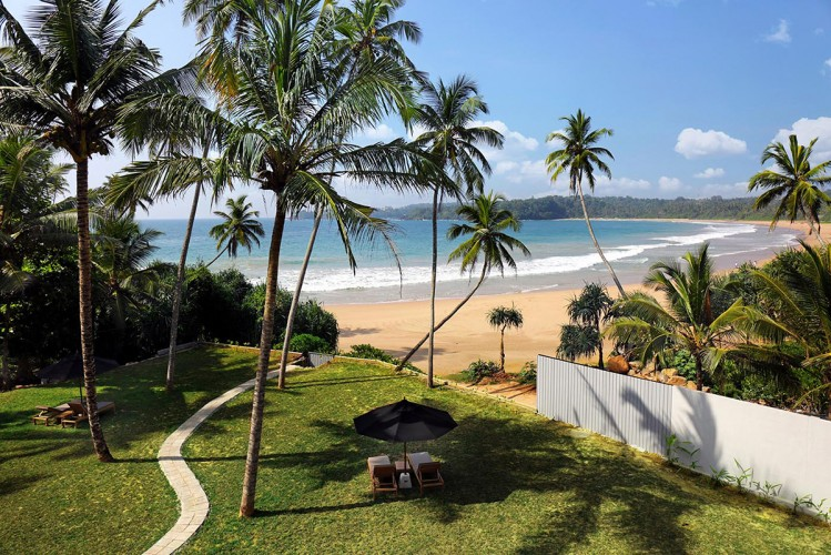 Are you ready for Sri Lankan beaches like this at Talalla Beach Villa Dikwella?