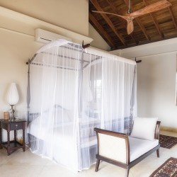 Ranawara Beach Villa's bedrooms are massive and flooded with light