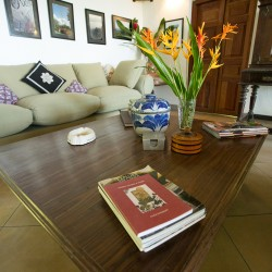 Wetakeiya Beach Villa large open spaces promote guest relaxation