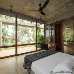 Walatta House in Tangalle Bedroom views