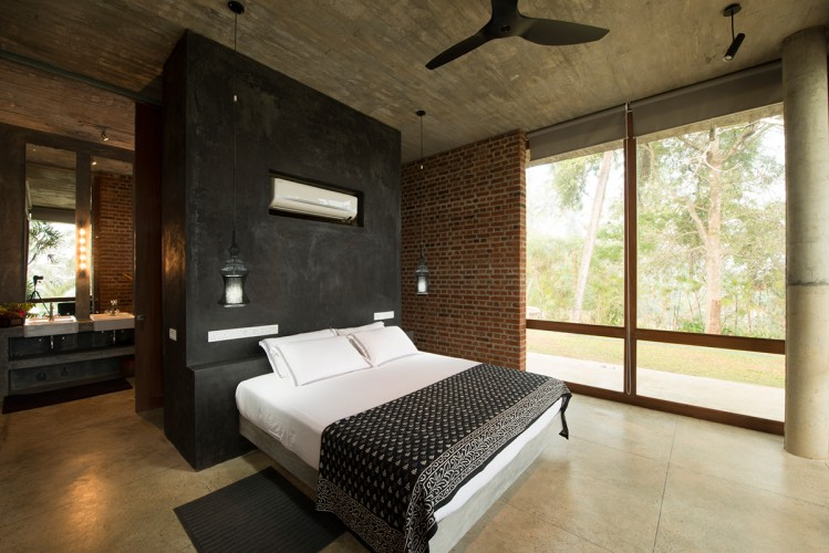 Walatta House the Master bedroom with ensuite