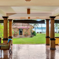 Lansiya Beach Villa Tangalle is flooded with natural light