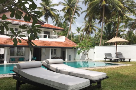 Reef House Beach Villa, Villas for rent in Sri Lanka