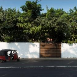The Villa enjoys excellent street access