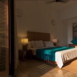 Maggona Beach Villa's bedrooms are huge
