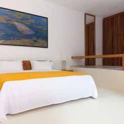 Master Bedroom at Modern Luxury Villa Wambatu