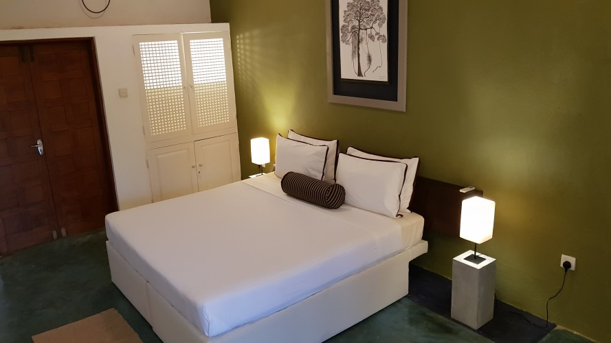 Regent Lodge Villa Kandy minimalist bedrooms